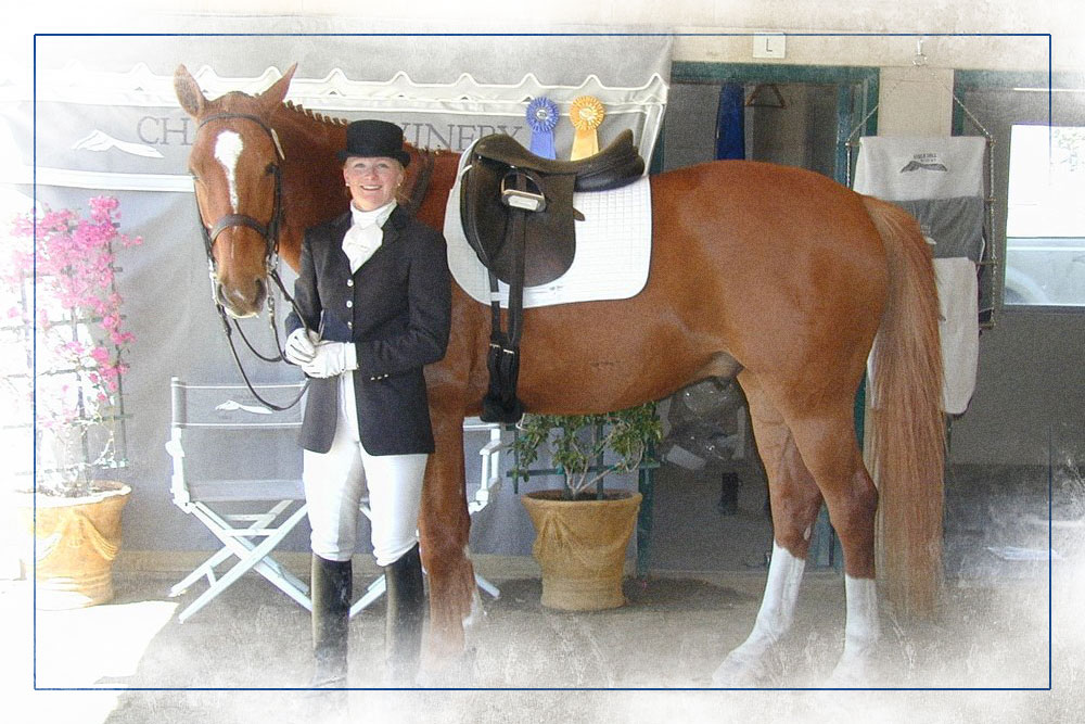 Erika Jansson with Cavaletti Clinics