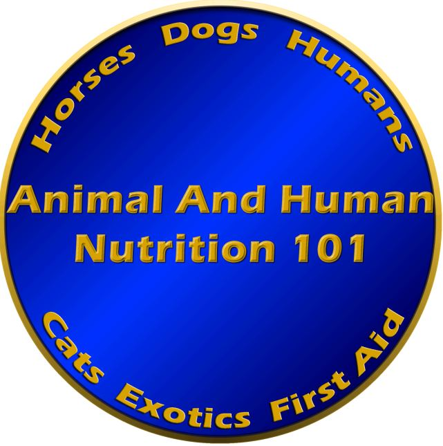 Animal and Human Nutrition 101